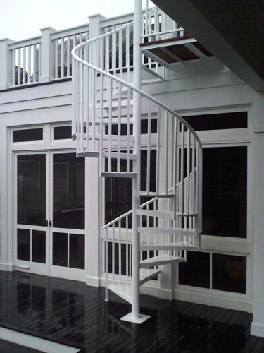 Yangın Merdiveni 03