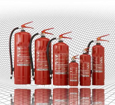 Portatif Yangın Söndürme Cihazları